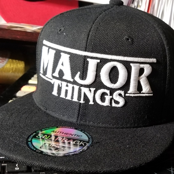 Custom made snapback hats 0ad6395bd06